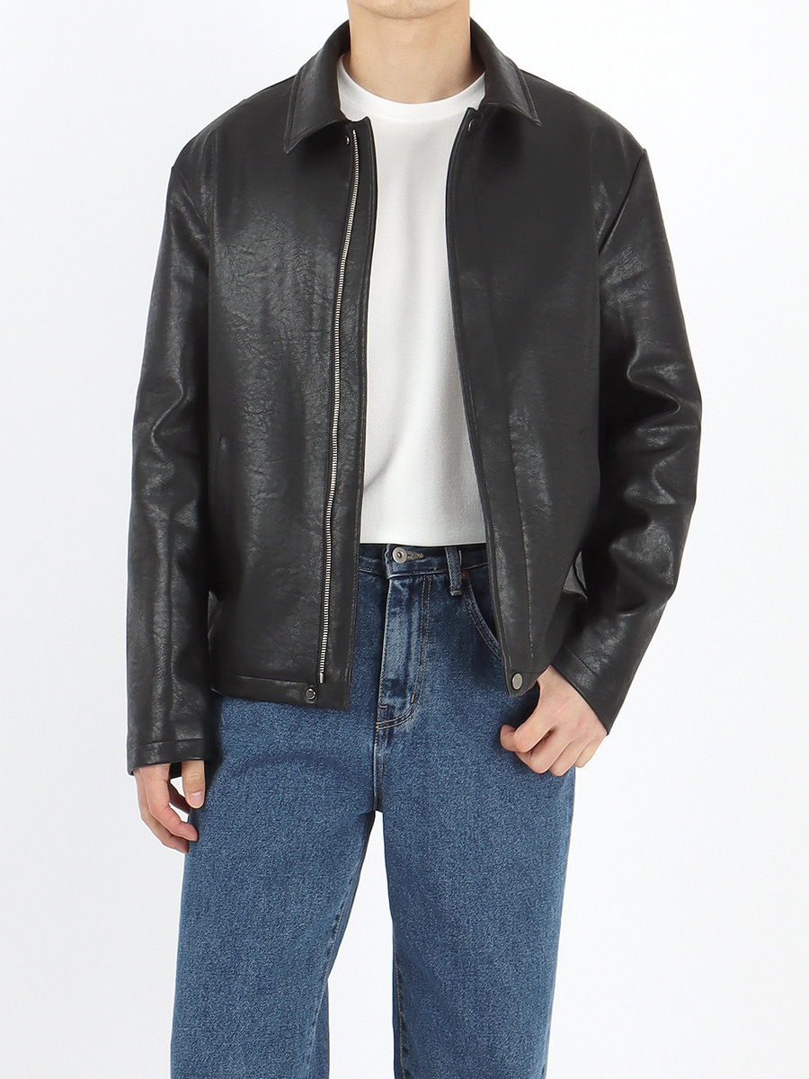 hedges leather jacket